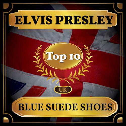 Blue Suede Shoes - UK Chart Top 40 - No. 9