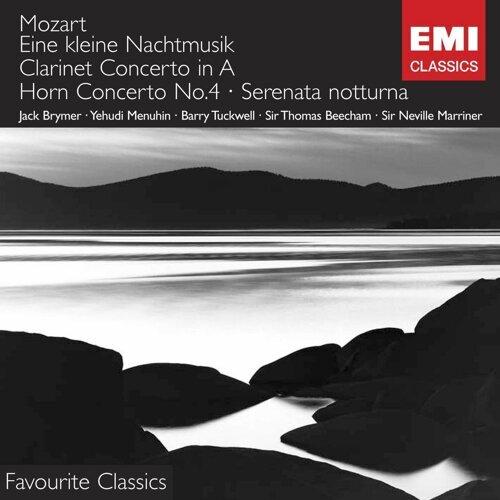 Mozart: Eine kleine Nachtmusik, K. 525: I. Allegro