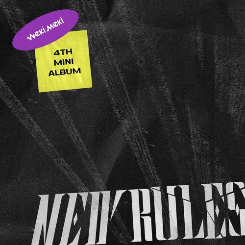Weki Meki 4th Mini Album [NEW RULES]