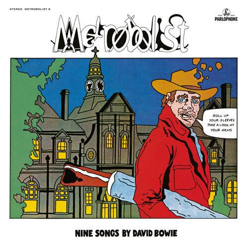 Metrobolist (aka The Man Who Sold The World) - 2020 Mix