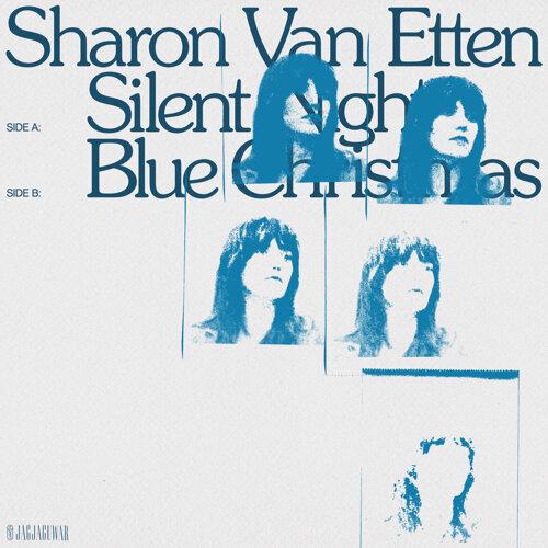 Silent Night b/w Blue Christmas