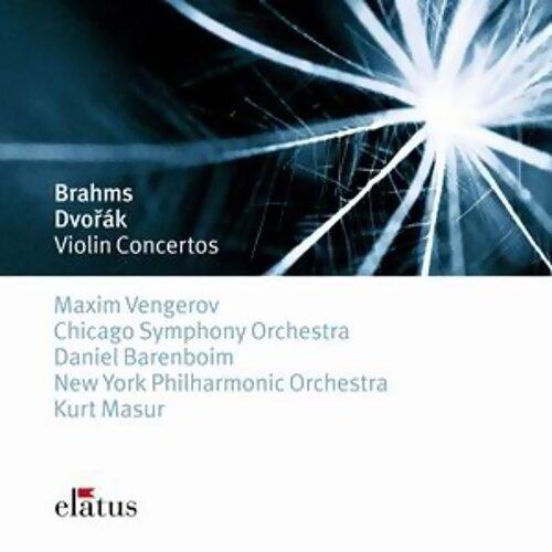 Elatus - Dvorák : Violin Concerto / Brahms : Violin Concerto