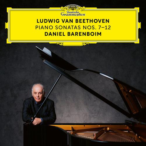 Beethoven: Piano Sonatas Nos. 7-12