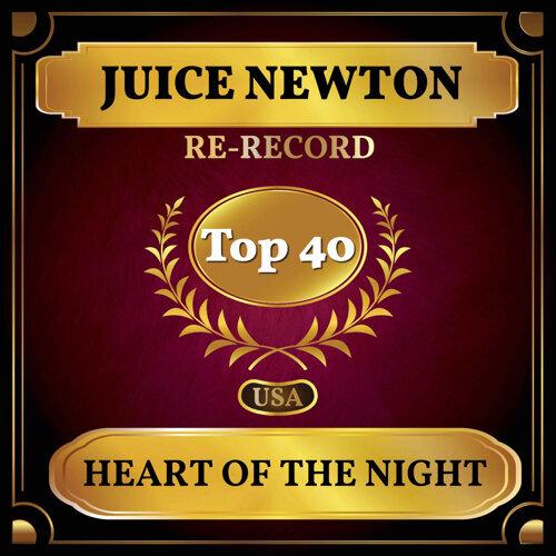 Heart of the Night - Billboard Hot 100 - No 25