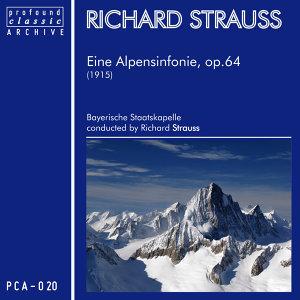 Eine Alpensinfonie für Orchester, Op. 64 (TrV 233)