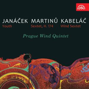 Janáček: Youth - Martinů: Sextet - Kabeláč: Wind Sextet