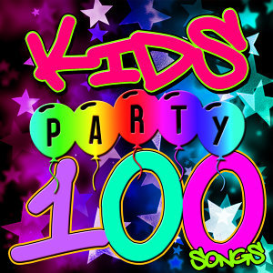 100 Kids Disco Party Songs!
