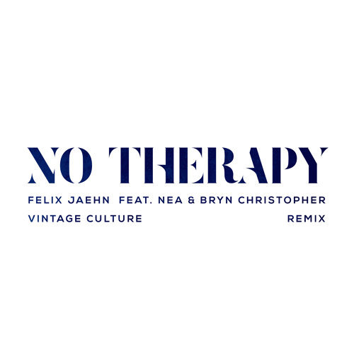 No Therapy - Vintage Culture Remix