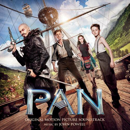 Pan (Original Motion Picture Soundtrack) (潘恩:航向夢幻島 電影原聲帶)