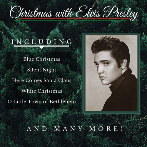 Christmas with Elvis Presley