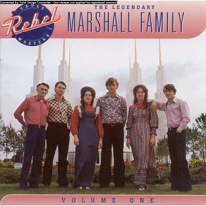 The Legendary Marshall Family, Vol. 1