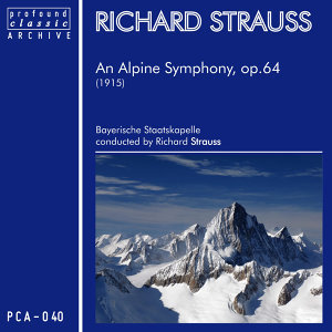 An Alpine Symphony for Orchestra, Op. 64 (TrV 233)