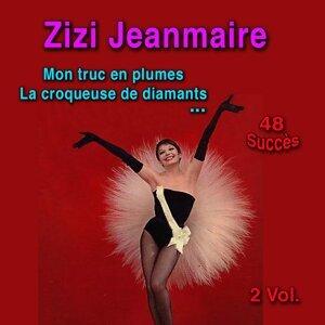 Récital de Zizi Jeanmaire