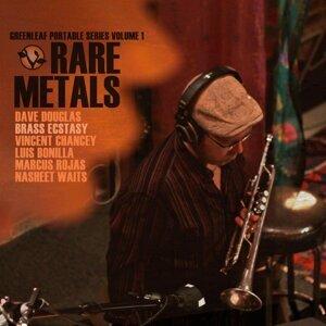 Greenleaf Portable Series, Volume 1: Rare Metals