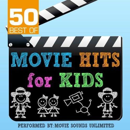 50 Best of Movie Hits for Kids