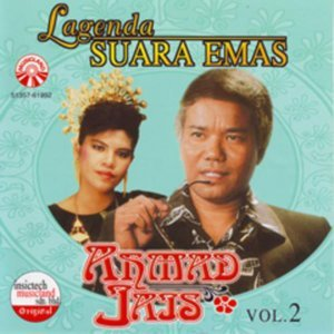 Lagenda Suara Emas Ahmad Jais Vol. 2