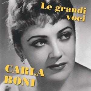 Carla Boni - Le grandi voci