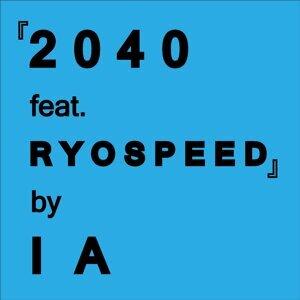 2040 (feat. RYOSPEED) (2040 (feat. RYOSPEED)) - feat. RYOSPEED