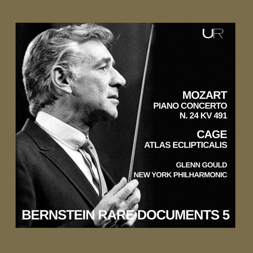 Bernstein conducts Mozart and Cage
