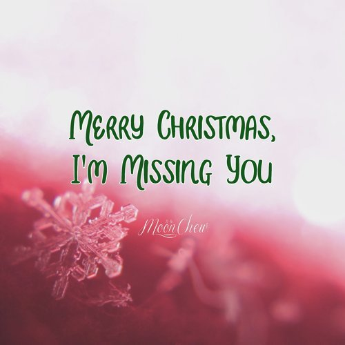 Merry Christmas, I'm Missing You