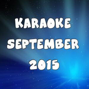 Karaoke September 2015