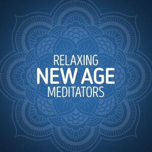 Relaxing New Age Meditators