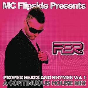 Proper Beats & Rhymes Vol. 1 (Continuous DJ Mix by MC Flipside)