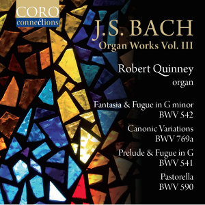 J.S. Bach: Organ Works, Volume III