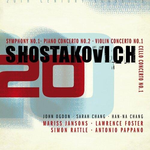 Shostakovich: Cello Concerto No  1 in E-Flat Major, Op  107