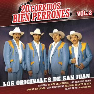 20 Corridos Bien Perrones - Vol.2