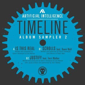 Timeline - Album Sampler 2