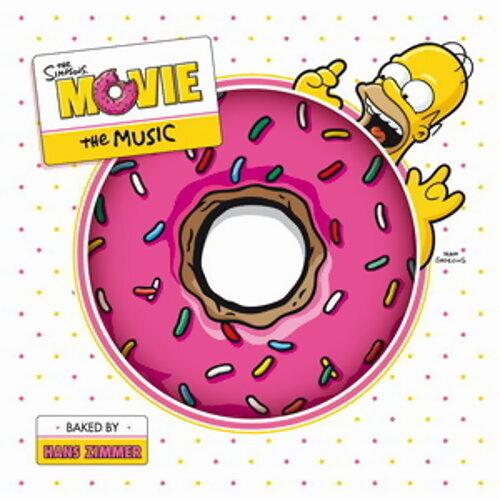 Simpsons Movie Soundtrack