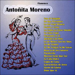 Flamenco: Antoñita Moreno