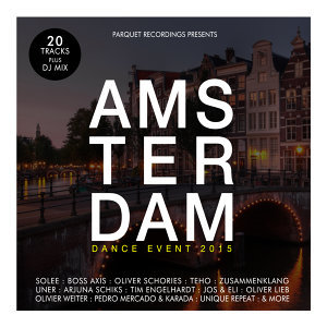 Amsterdam Dance Event 2015 - Pres. By Parquet Recordings