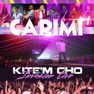 Kite'm cho - Invasion Live