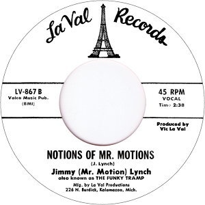 Notions of Mr. Motions
