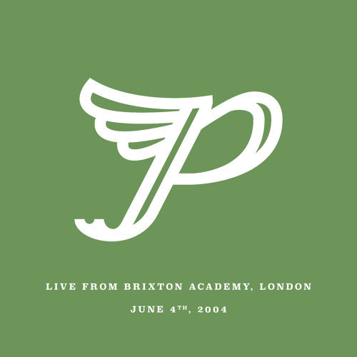 Live from Brixton Academy, London. June 4th, 2004