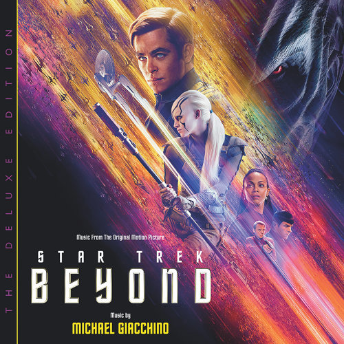 Star Trek Beyond - Music From The Original Motion Picture / Deluxe Edition