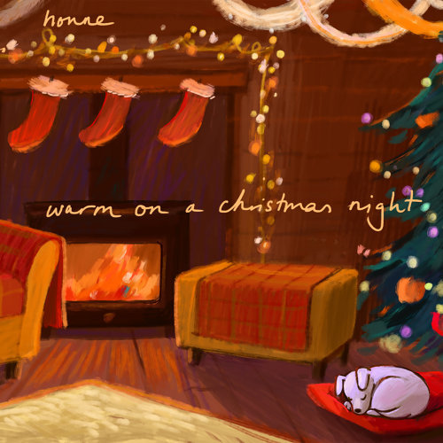 Warm on a Christmas Night