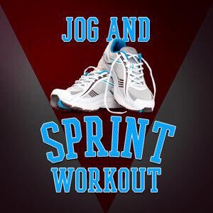 Jog and Sprint Workout