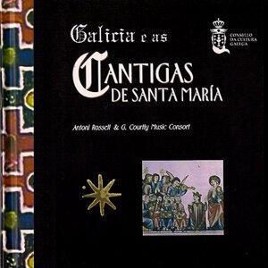 Galicia e as Cantigas de Santa María de Alfonso X