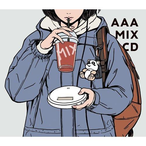 AAA MIX CD