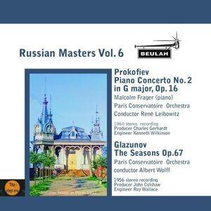 Russian Masters, Vol. 6