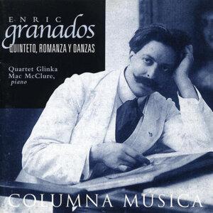 Enric Granados: Quinteto, Danzas & Romanzas