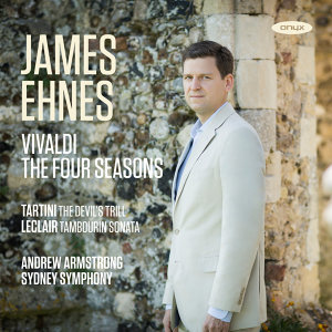 The Four Seasons :Vivaldi, Tartini, & Leclair
