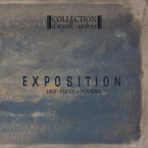 Exposition Eaux fortes et Méandres