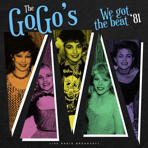 We got the beat '81 - live