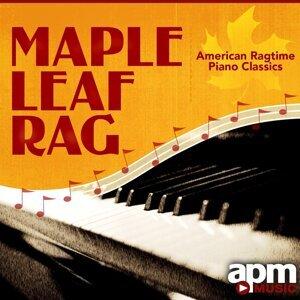 Maple Leaf Rag: American Ragtime Piano Classics