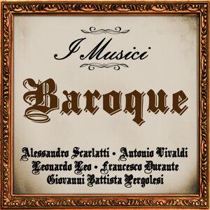 Baroque: Alessandro Scarlatti - Antonio Vivaldi - Leonardo Leo - Francesco Durante - Giovanni Battista Pergolesi