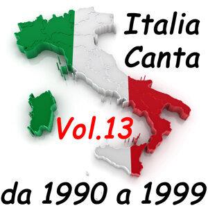 Italia canta Vol. 13 da 1990 a 1999